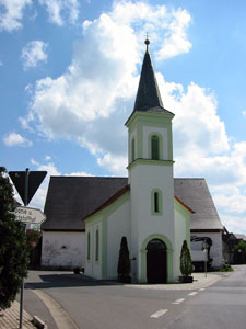 Kapelle in Medbach