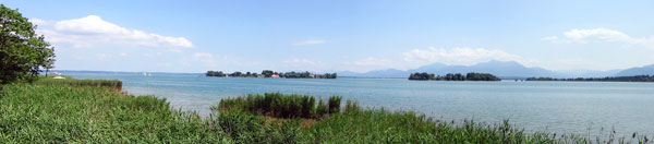 Chiemsee Inseln